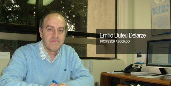 Dufeu Delarze, Emilio