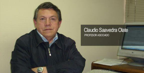 Saavedra Olate, Claudio