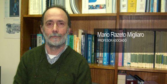 Razeto Migliaro, Mario