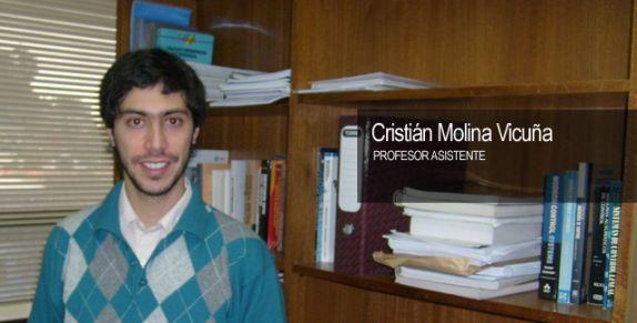 Molina Vicuña, Cristián