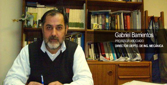 Barrientos Ríos, Gabriel