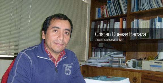 Cuevas Barraza, Cristian