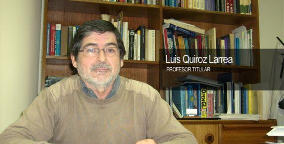 Quiroz Larrea, Luis