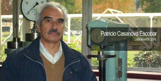 Casanova Escobar, Patricio