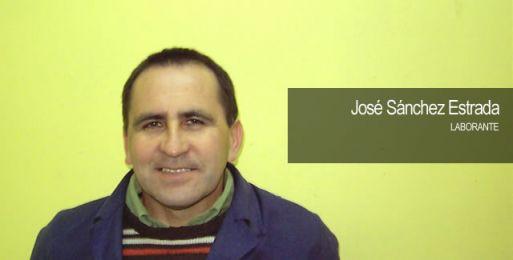 Sánchez Estrada, José